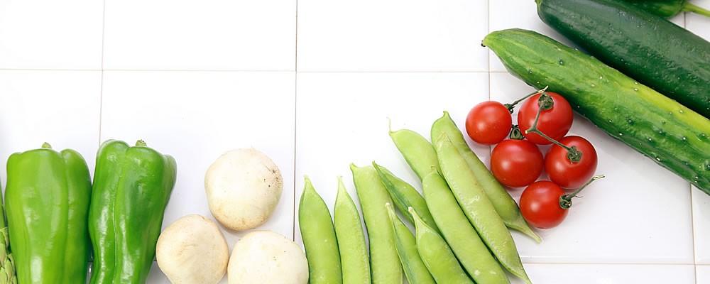 伊之助商店は、野菜の「旬」を重視します。
